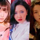 Se revela el ranking de reputación de marca de integrantes de grupos de chicas del mes de enero
