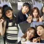 Artistas de SM muestran su apoyo a Taeyeon de Girls' Generation en su concierto