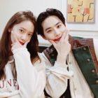 YoonA de Girls' Generation apoya a Suho de EXO en su musical