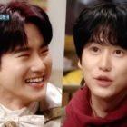 """Suho de EXO y Kyuhyun de Super Junior sorprenden al elenco de """"Amazing Saturday"""" en nuevo adelanto"""
