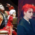 Kim Junsu comparte palabras sinceras en la celebración de su 10º aniversario como actor musical