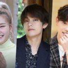 Son Seung Yeon revela la historia detrás de conocer a su fan V de BTS + Aclara los rumores pasados de citas con Eric Nam