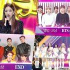 Ganadores de los 29th Seoul Music Awards