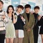 JooE de MOMOLAND, Kim Jae Hwan, Sandeul de B1A4, Sandara Park y más hablan sobre su vínculo mientras filmaban en Myanmar