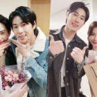 Yunho de TVXQ muestra su apoyo a Suho de EXO y J-Min en sus musicales