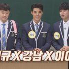"""Sunggyu de INFINITE, Lee Yi Kyung y Kangnam hacen reír a todos en el adelanto de """"Ask Us Anything"""""""