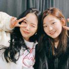 """Park So Dam muestra su apoyo a compañera de """"Cinderella And Four Knights"""", Son Naeun de Apink"""