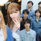 Park Bom describe lo que Sandara Park significa para ella, dice que le gustaría colaborar con BTS y más