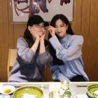 Sunny de Girls' Generation y Hyomin de T-ara presumen de su amistad sin cambios