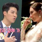 Kangnam habla sobre la vida de recién casados con Lee Sang Hwa y de cómo la sorprendió en su boda