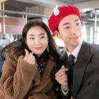 """Choi Ji Woo comparte pensamientos sobre su cameo en """"Crash Landing On You"""""""