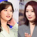 Kim Ji Won firma contrato exclusivo con la agencia de Park Shin Hye