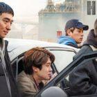 """La nueva película de Choi Woo Shik y Lee Je Hoon """"Time to Hunt"""" establece fecha de estreno"""