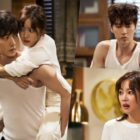 "Park Hae Jin le da a Jo Bo Ah un paseo inesperado a cuestas en ""Forest"""