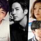 [Actualizado] Shin Jae Ha y Kim Ji Suk se unen a Han Ye Ri, Shin Dong Wook y Hyejeong de AOA en nuevo drama