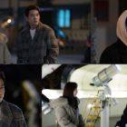 """Kim Bo Ra, Joo Sang Woo y Lee Tae Hwan se ponen emotivos mientras se profundiza su triángulo amoroso en """"Touch"""""""