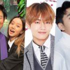 Sung Dong Il revela el hábito que desarrolló después de trabajar con V de BTS, D.O. de EXO y Hyeri de Girl's Day