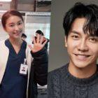 "Bora expresa gratitud a Lee Seung Gi por mostrar su apoyo en el set de ""Dr. Romantic 2"""