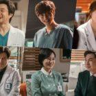 """El elenco de """"Dr. Romantic 2"""" muestra cálida amistad a través de su trabajo en equipo en fotos detrás de cámaras"""