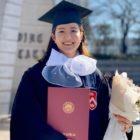 Nam Ji Hyun se gradúa de la Universidad + comparte fotos de la ceremonia