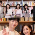 Park Min Young, Seo Kang Joon y Lee Jae Wook hablan sobre lo bien que se relacionan con sus personajes en un nuevo drama