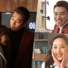 """Joo Sang Wook y Kim Bo Ra no pueden dejar de actuar tontamente tras las escenas de """"Touch"""""""