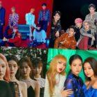 BTS, SuperM, Red Velvet, BLACKPINK y más tienen un alto rango en la lista de álbumes mundiales de Billboard + BTS toma 6 lugares