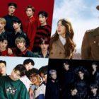 """The Boyz, Zico, BTS y la banda sonora de """"Crash Landing On You"""" llegan a lo más alto de las listas semanales de Gaon esta semana"""