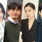 Son Naeun de Apink y Lee Ji Hoon confirmados para unirse a Seo Ji Hye y Song Seung Heon en un nuevo drama romántico