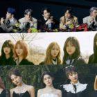 Se revela el ranking de reputación de marca de grupos ídolos de febrero