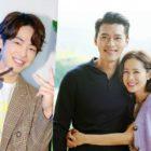 """Kim Jung Hyun habla sobre Hyun Bin + Los rumores de citas de Son Ye Jin y la química en """"Crash Landing On You"""""""