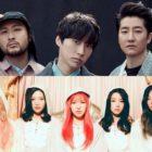 17 canciones coreanas para agregar a tu lista de reproducción de noches en vela
