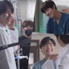 """Yang Se Jong lleva risas al set con sus amigos cercanos dentro del elenco de """"Dr. Romantic 2"""""""