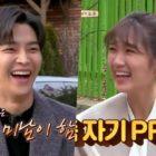 """Rowoon de SF9 habla de su primer amor + Acepta el reto de """"Let's Eat Dinner Together"""" con Kim Hye Yoon"""
