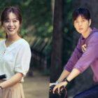 """Jo Bo Ah saluda a Park Hae Jin In de una forma sorprendente en """"Forest"""""""
