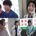 """El elenco de """"Dr. Romantic 2"""" comparte movimientos de baile, abrazos, y más tras las cámaras"""