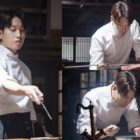 """Eric de Shinhwa es un chef de talento con ojo para los detalles en la nueva comedia romántica """"Eccentric! Chef Moon"""""""