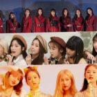 Se revela el ranking de reputación de marca de grupos de chicas del mes de marzo