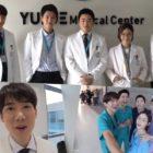 """Yoo Yeon Seok lleva a los espectadores detrás de las escenas de la sesión de póster para """"Hospital Playlist"""""""