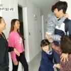 Lee Dong Gook comparte su amor y afecto por su gran familia
