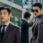 """Woo Do Hwan es agudo y experto como el capitan de la guardia de Lee Min Ho en """"The King: Eternal Monarch"""""""