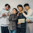 Jang Nara, Go Joon, Park Byung Eun y Jung Gun Joo llevan a cabo la lectura de guiones para su próximo drama de comedia romántica