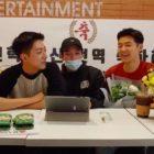 Lee Jung Shin y Kang Min Hyuk de CNBLUE regresan con una 1era transmisión desde su salida del ejército + Jung Yong Hwa se une para felicitarlos