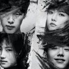 """Kim Dong Hee, Jung Da Bin y más se sumergen en la oscuridad por dinero en carteles para su nuevo drama """"Extracurricular"""""""