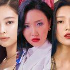Se revela el ranking de reputación de marca de integrantes de grupos de chicas del mes de marzo