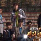 """Ong Seong Wu, Zico, Lee Do Hyun y Seo Ji Hoon se transforman en la mejor banda de chicos en la vista previa de """"Running Man"""""""