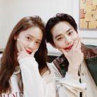 YoonA de Girls' Generation y Suho de EXO muestran su amistad con una adorable interacción en Instagram