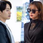 """Eric de Shinhwa + Go Won Hee son trotamundos adictos al trabajo obligados a tomar un descanso juntos en la próxima comedia romántica """"Eccentric! Chef Moon"""""""