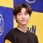 Song Joong Ki entrará en el autoaislamiento al regresar a Corea