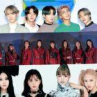 Se revela el ranking de reputación de marca de grupos ídolos del mes de marzo